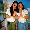 THAI-MASSAGE CLASSIC oder SHIATSU